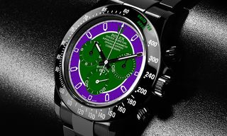 """Bamford Watch Department """"Game, Set and Match"""" Special Edition Daytona"""