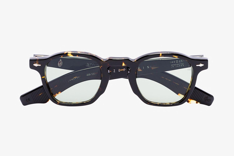 Zephirin Round Sunglasses