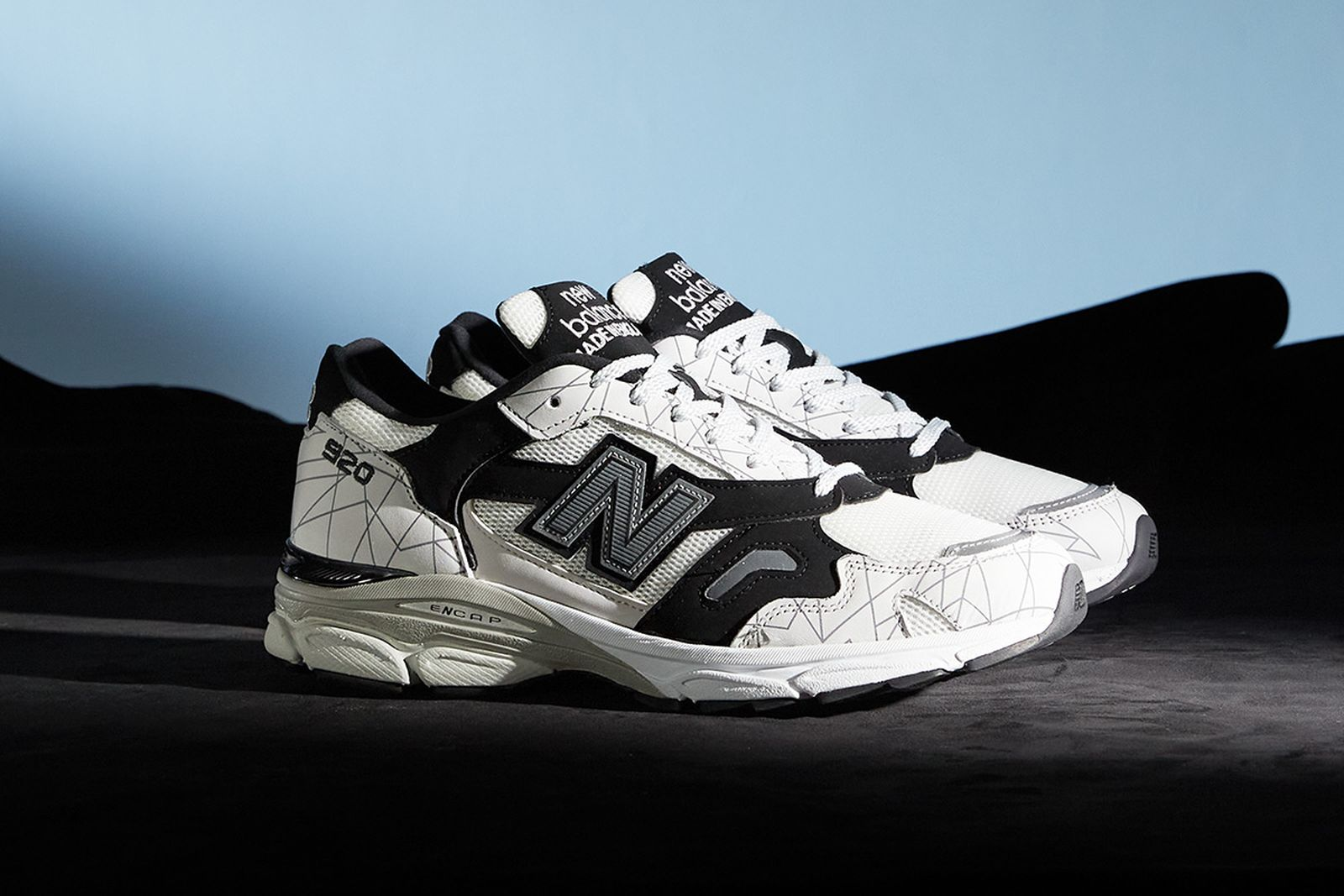 New Balance 920 product image in front of background