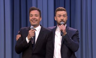 Justin Timberlake & Jimmy Fallon Take Us Through the History of Rap Once More