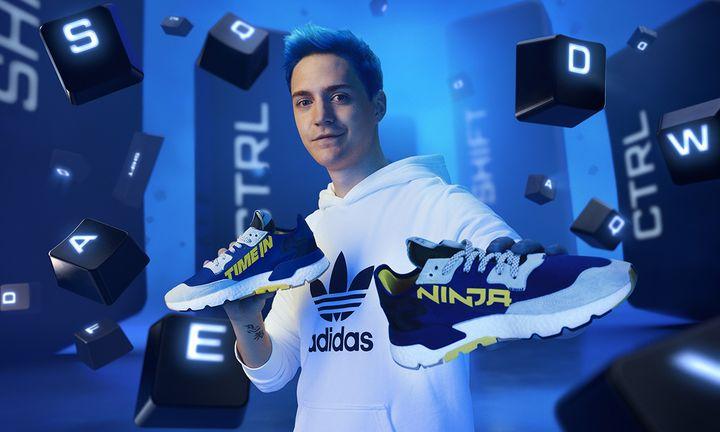 """Ninja x adidas Nite Jogger """"Time In"""""""