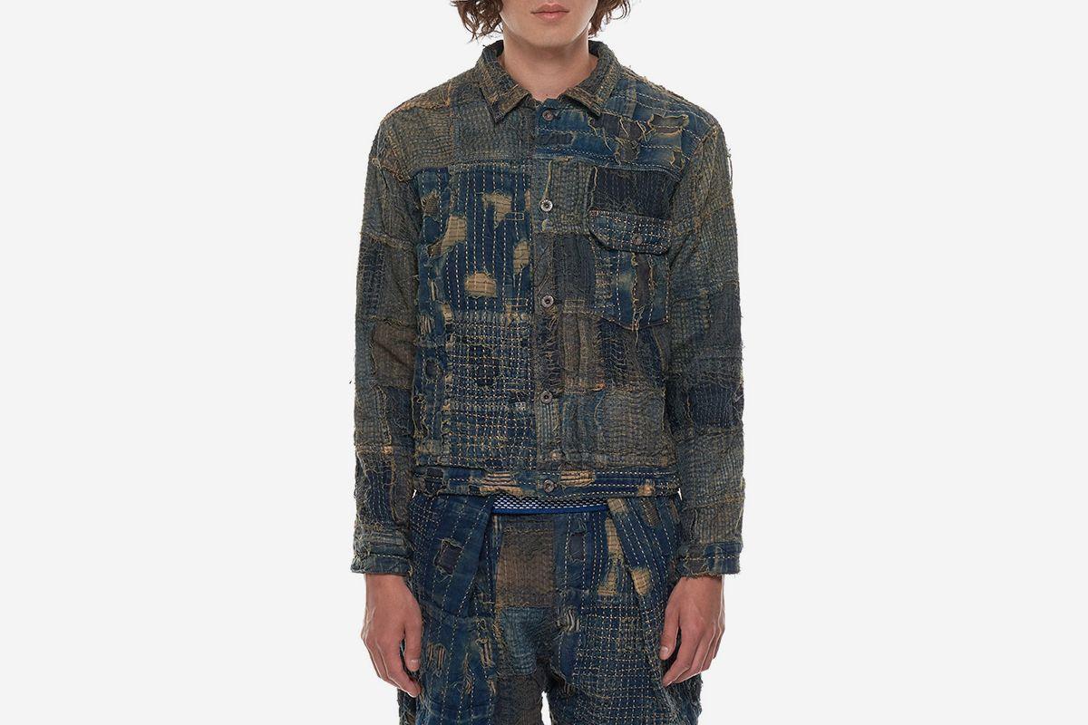 Boro Denim Jacket