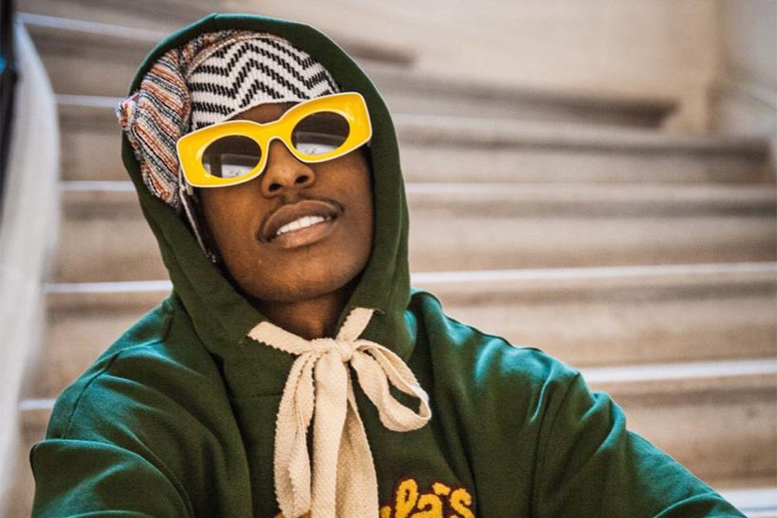 elon musk rap best comments roundup A$AP Rocky Adidas Loewe