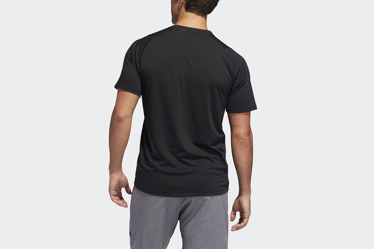 FreeLift Sport Prime Lite Tee Black
