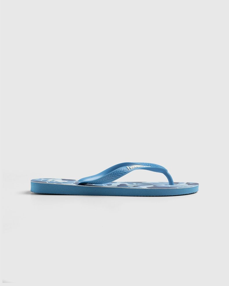 BAPE ® x Havaianas - Top Turquoise
