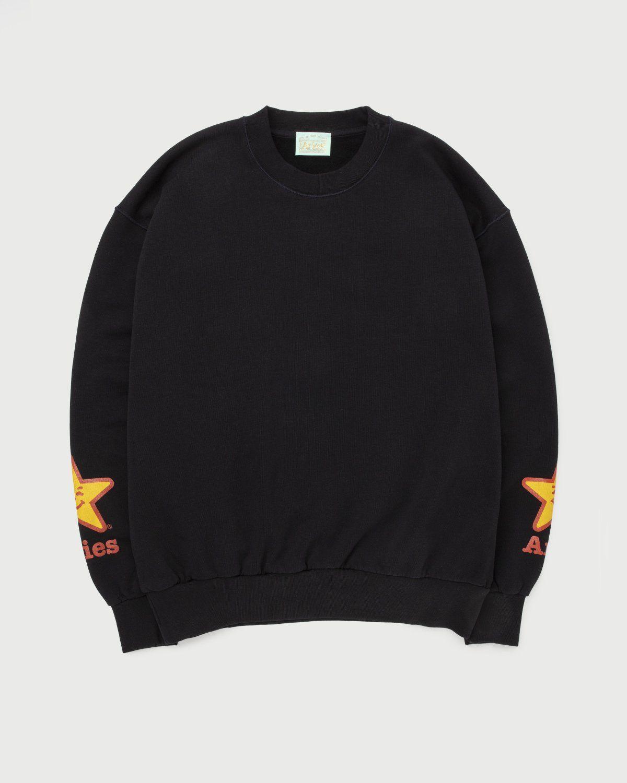 Aries - Fast Food Sweatshirt Black - Image 5