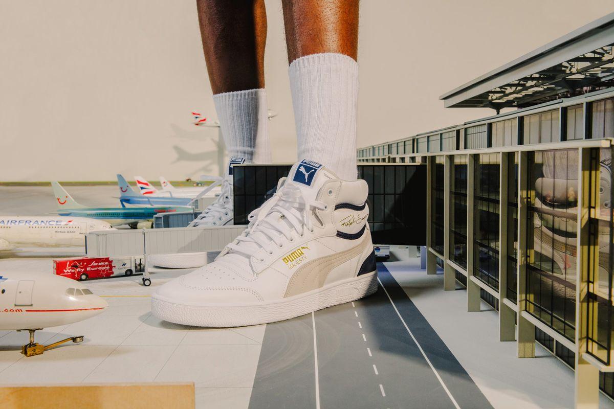 b115519e826b How Ralph Sampson and His OG PUMA Sneaker Was an NBA Giant