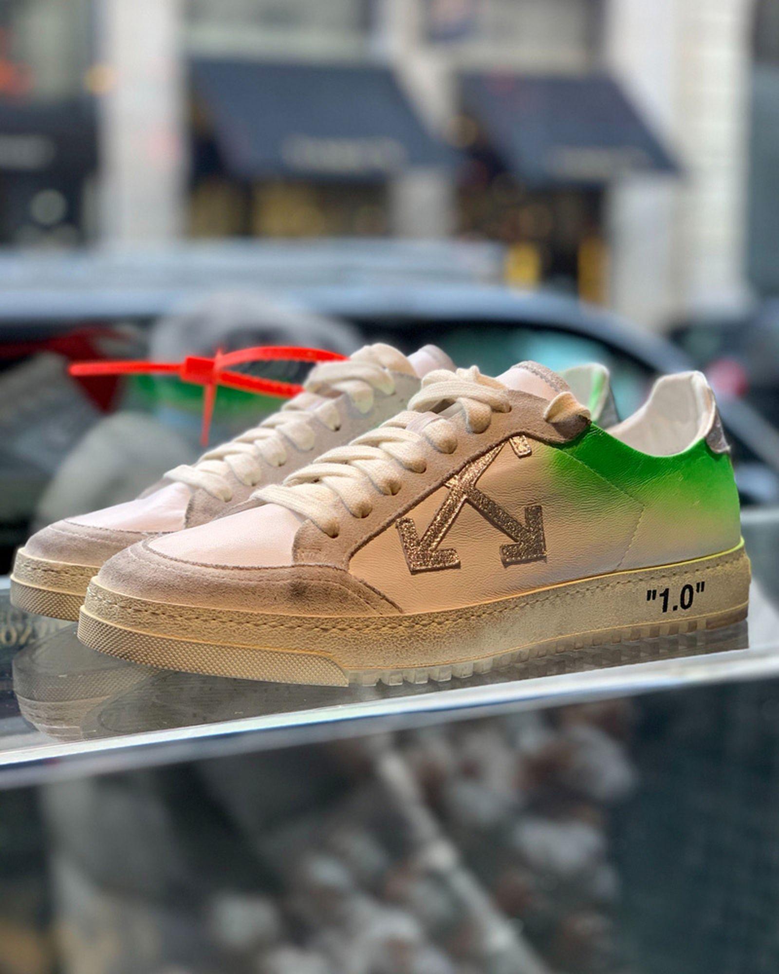 off white floral shop pop sneakers pfw fw19 Adidas Heron Preston Nike