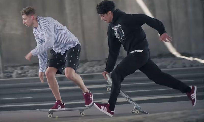 adidas campus skate
