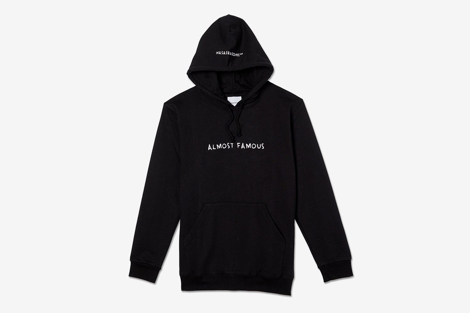 Almost Famous Embroidered Hoodie
