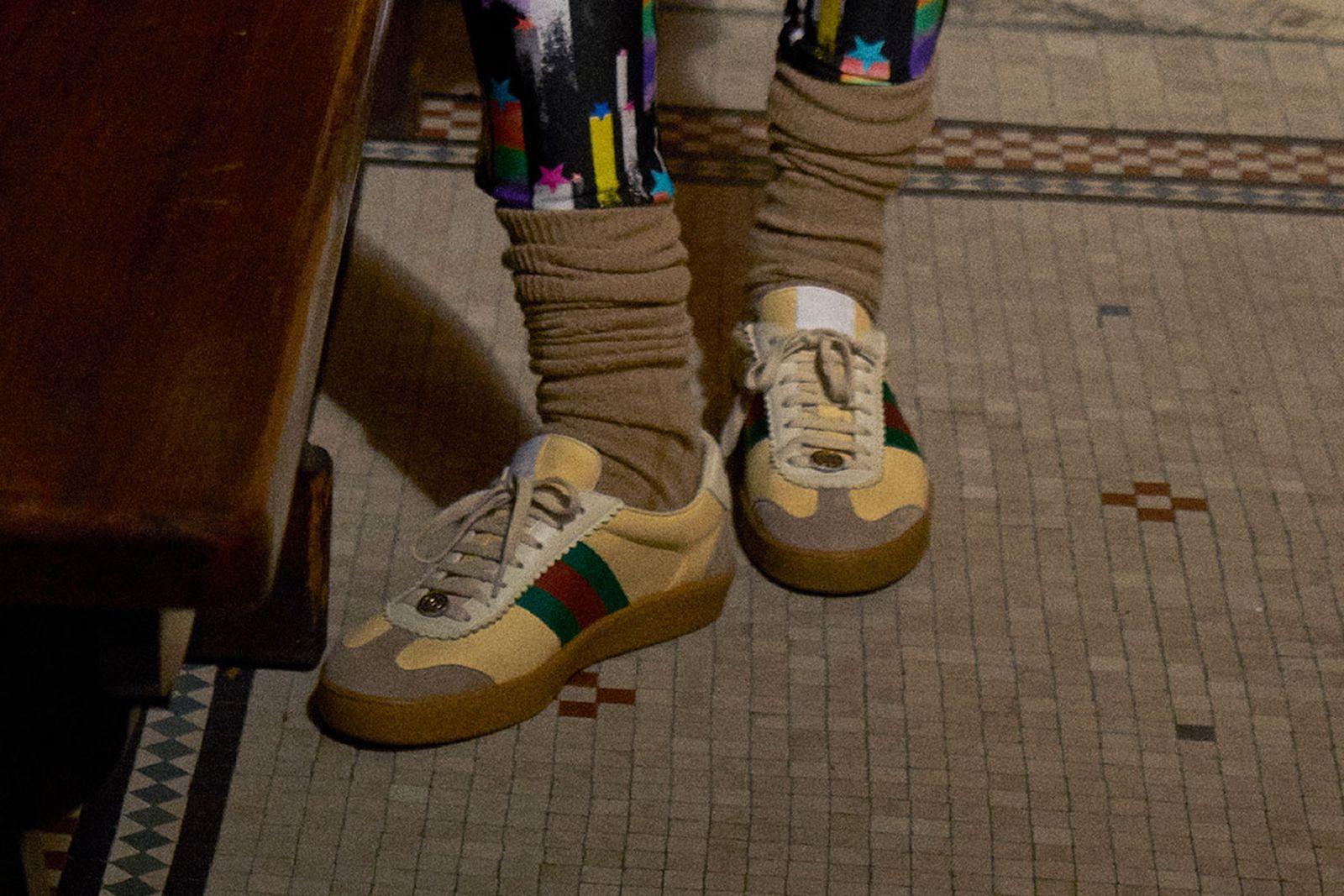 fw18 fashion week best sneakers gucci 2Chainz Maison Margiela Nike
