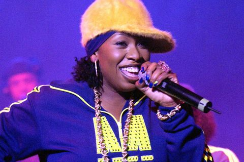 missy elliott da real world main