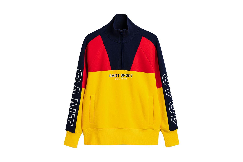 GANT Sport Half-Zip Sweatshirt
