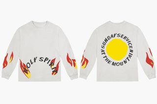 f16096aa1 You Can Still Buy Kanye West's Sunday Service Coachella Merch
