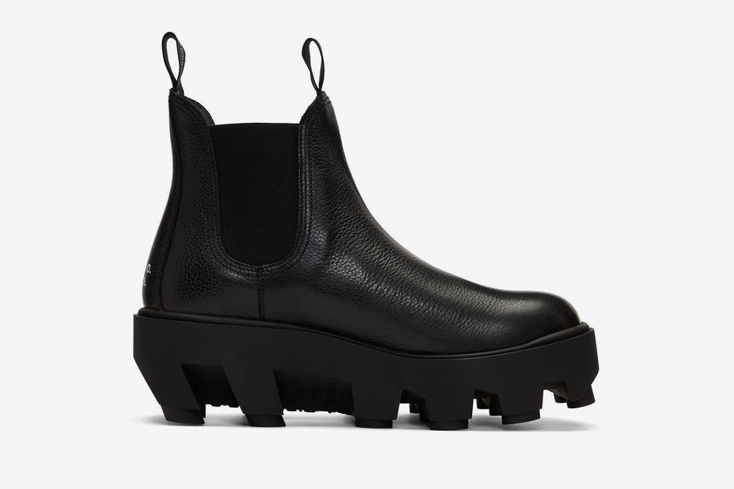 Therapist Slip-On Chelsea Boots