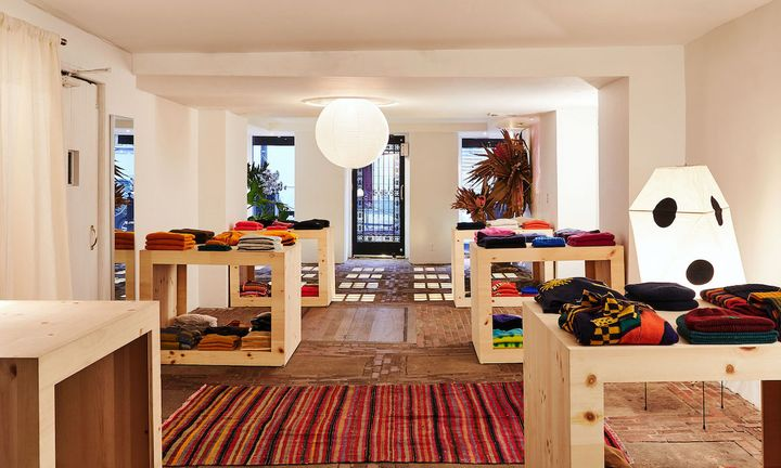 The Elder Statesman NYC Store
