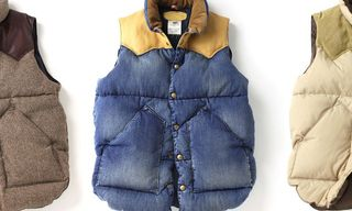 Rocky Mountain Featherbed for Beams – Autumn/Winter 2012 vests