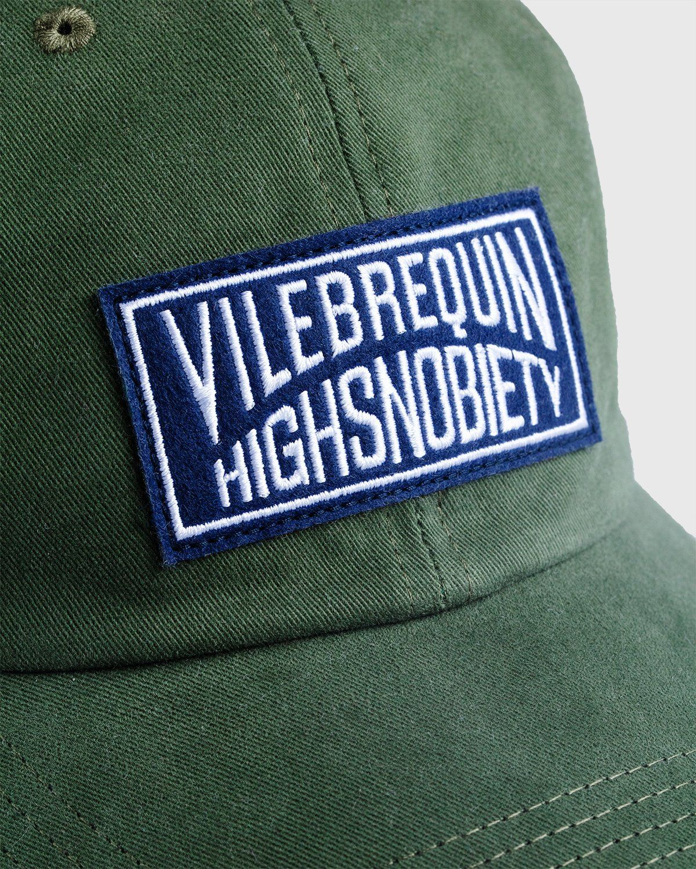 Vilebrequin x Highsnobiety — Logo Cap Khaki - Image 4