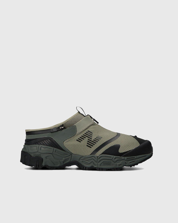 New Balance x Snow Peak — Niobium Beige/Black/Green - Image 3