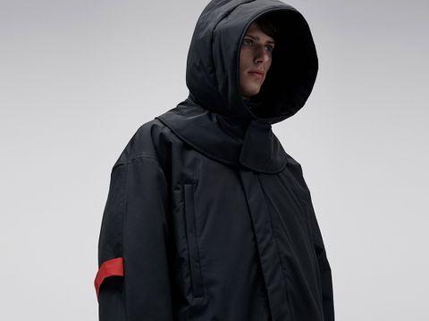 templa outerwear brand under the radar Raf Simons