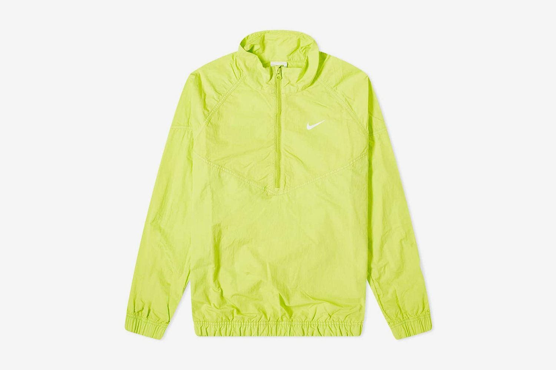 Garment Dyed Wind Runner