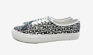 This CDG x Vans Authentic Is a Must-Have for Comme-Heads