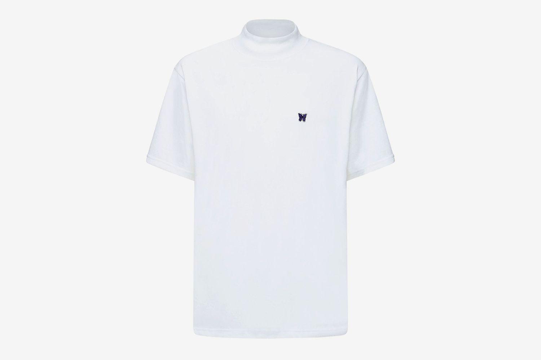 Oversize Logo Embroidery T-shirt