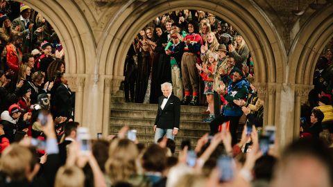 Ralph Lauren Fall Winter 2019 NYFW main fashion shows lo life new york fashion week