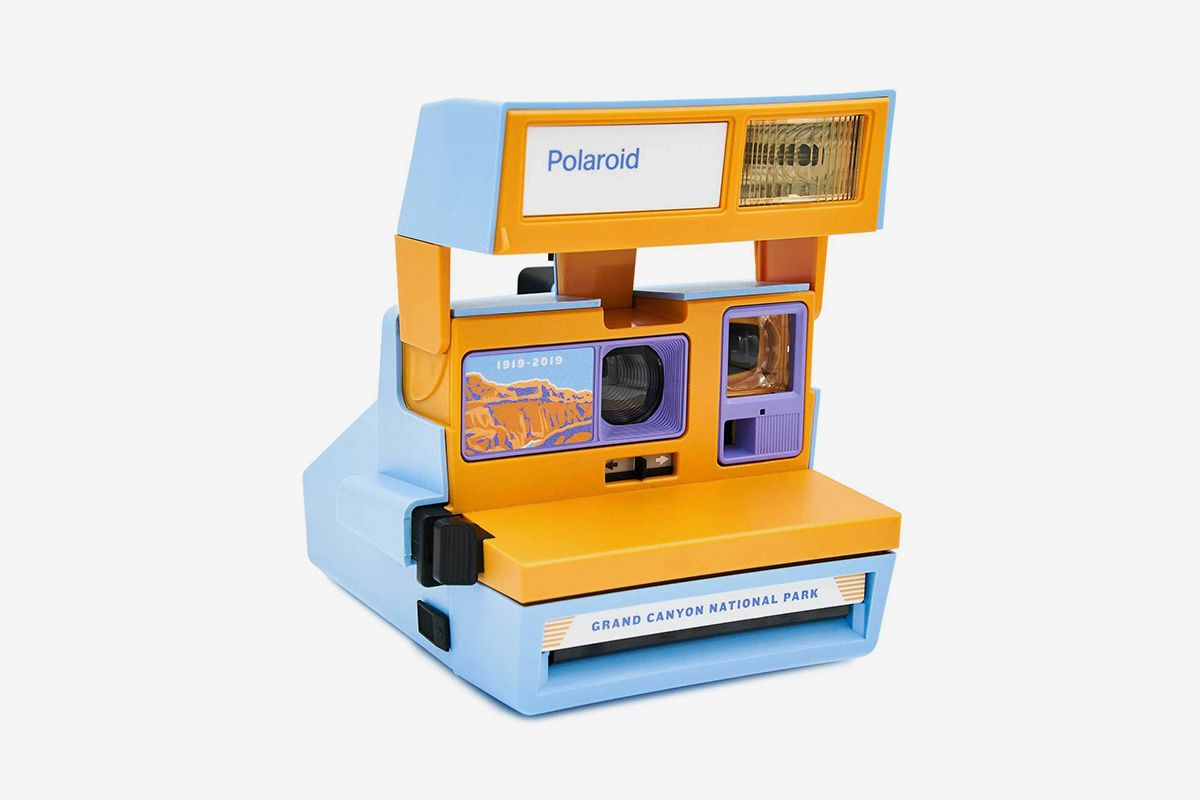 This Limited Edition Polaroid Camera Celebrates 100 Years of Grand Canyon National Park