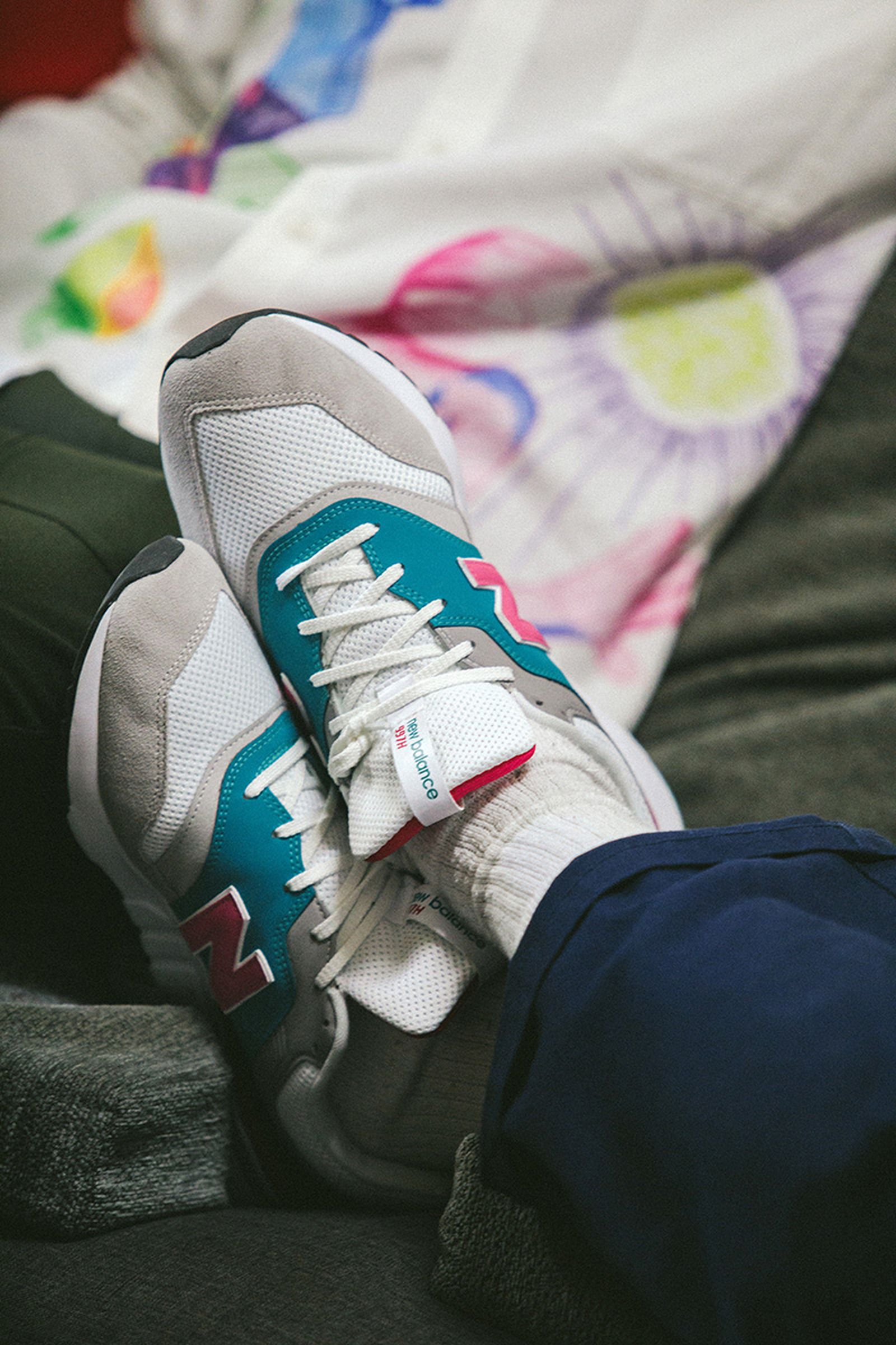 historia novela mal humor  Everything You Need to Know about the New Balance 997 Sport