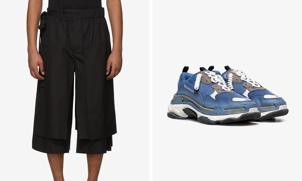 A Guide To Pairing Your Sneakers With Your Shorts