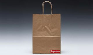Could Supreme Bring Back Its Archival Paper Shopping Bag?