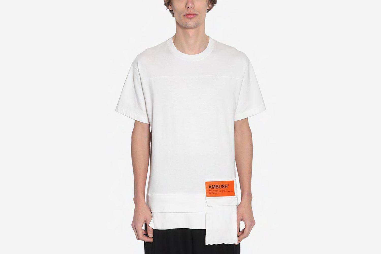Waist Pocket Jersey T-shirt