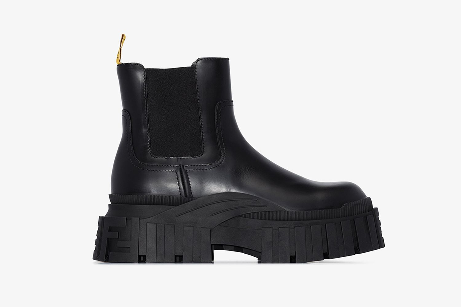 Force Chunky Chelsea Boots
