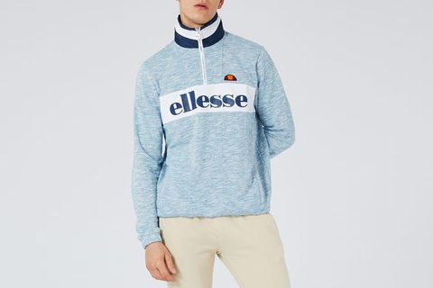 Space Dye Track Top