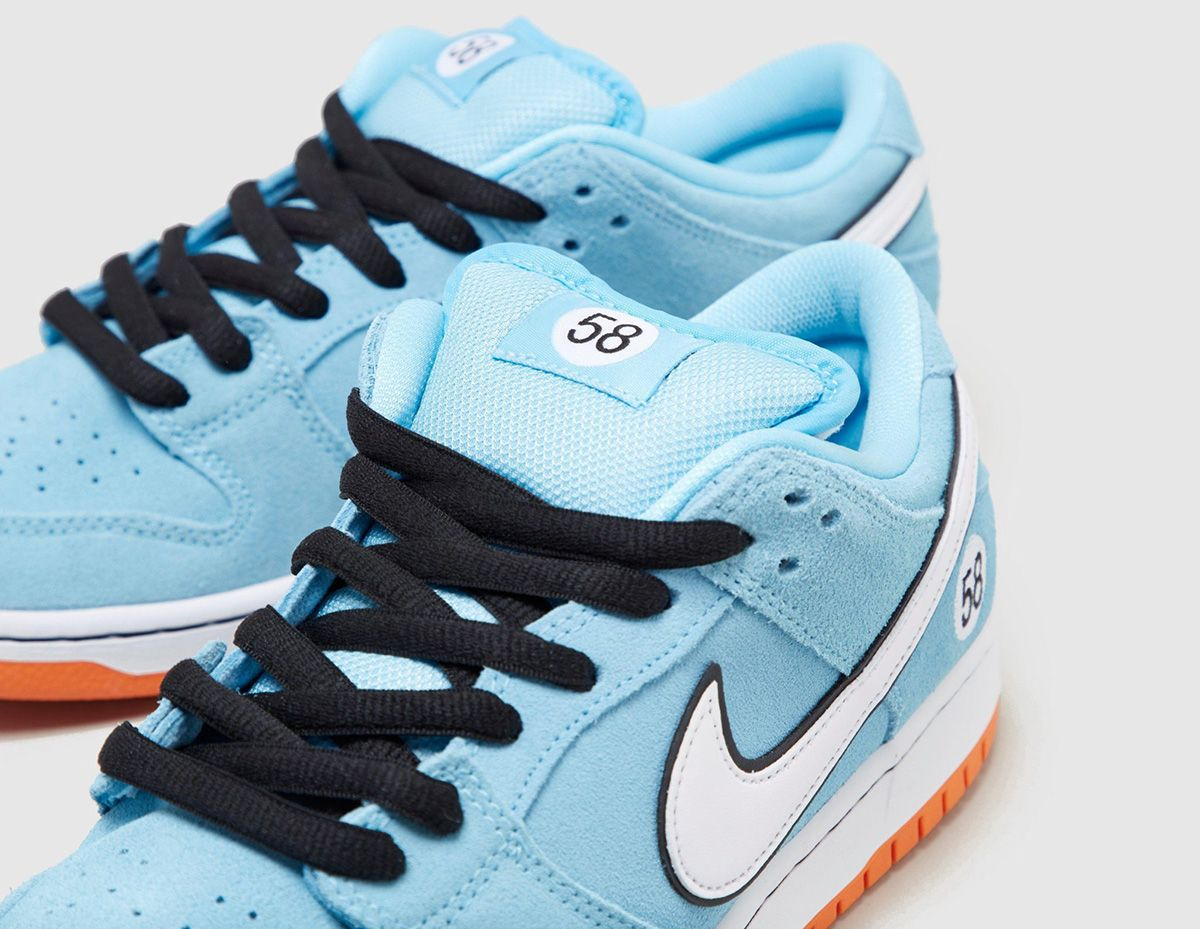 Club 58 Dresses SB Dunks in Blue Suede & Other Sneaker News Worth a Read 35