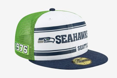 Seattle Seahawks Home 59FIFTY Fitted