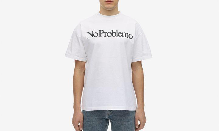 luxury white t-shirts