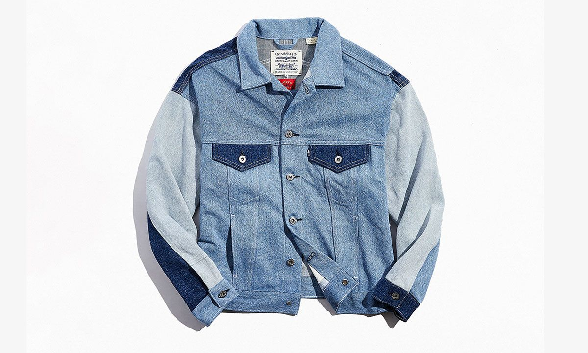 Invest in a Future Levi's Archive Piece With Made & Crafted