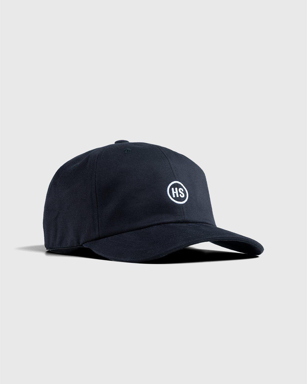 Highsnobiety – Baseball Cap Black - Image 1