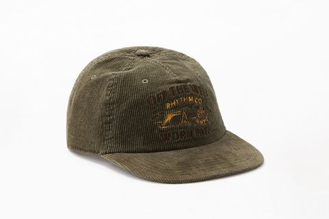 Wilderness Corduroy Strapback Hat