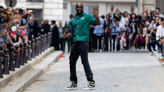 paris fashion week ss20 day 3 video Louis Vuitton Rick Owens octavian