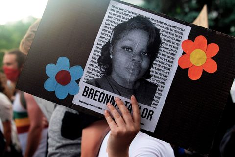 Breonna Taylor's neighbors sue three Louisville Metro police officers