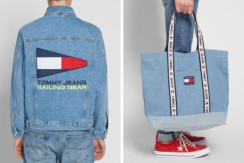 87197de0a Tommy Hilfiger Just Dropped a Bevy of Retro-Flavored Summer Pieces