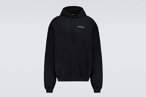 """""""Defile"""" Hooded Sweatshirt"""