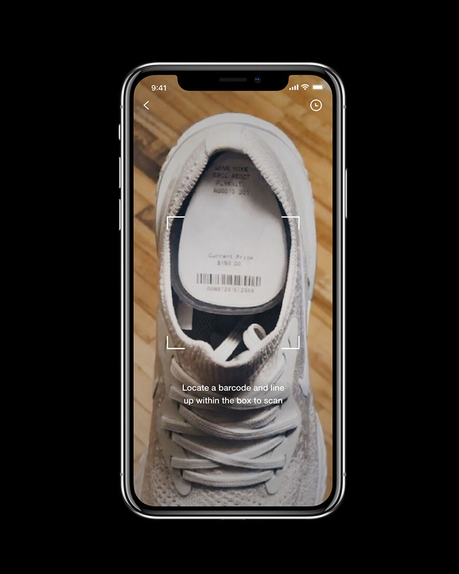 nike retail digitilization interview Niketown London