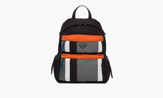 Prada Unveils New Collection of Technical Backpacks & Waist Bags