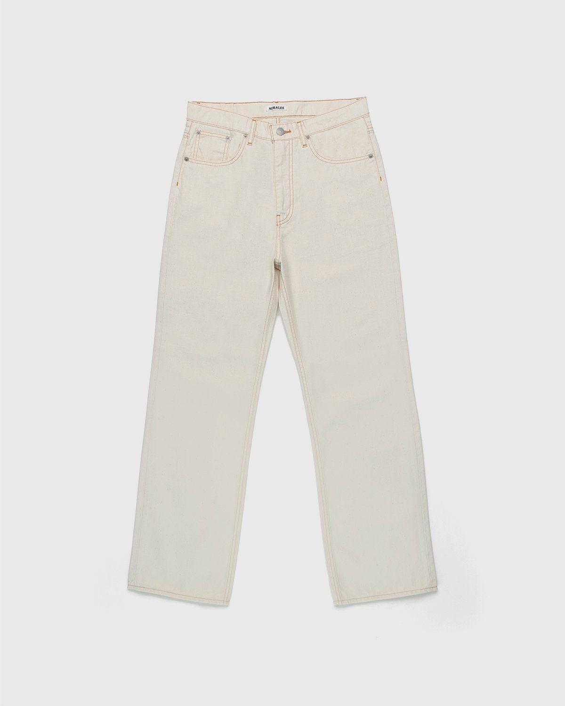 Auralee – Pants Natural - Image 1