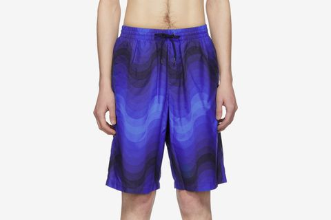 Phibbs Long Swim Shorts