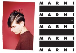 Look Inside the 'Marni Uomo' Photography Book for Fall 2013
